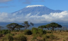 Àfrica: Kilimanjaro