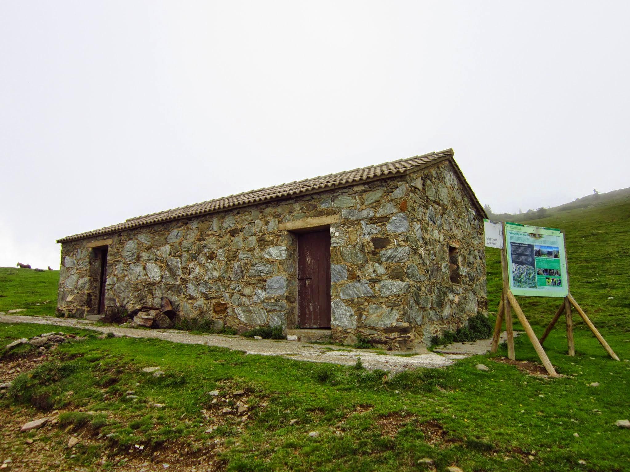 Refugi forestal Jaume Ferrer