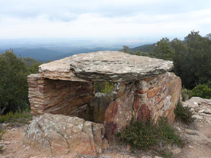 Dolmen del Puig d'Arques