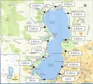 Font del mapa: MeteoBanyoles.com