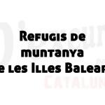 Refugis de les Illes Balears