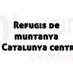 Refugis a la Catalunya Central