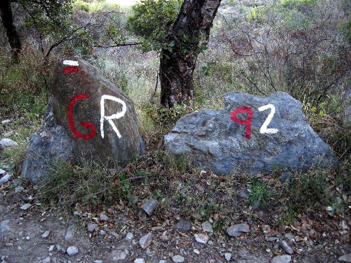 Etapes del Gr92