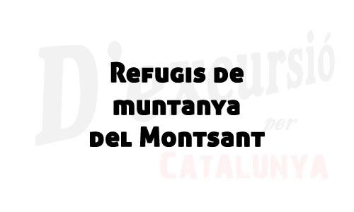 Refugis del Montsant