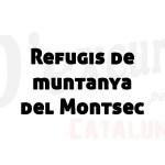Refugis del Montsec