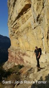 De camí Morro de l'Abella