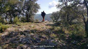 Mirador a la Vall d'en Bas