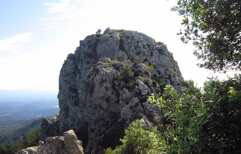 Castell de Bac Grillera