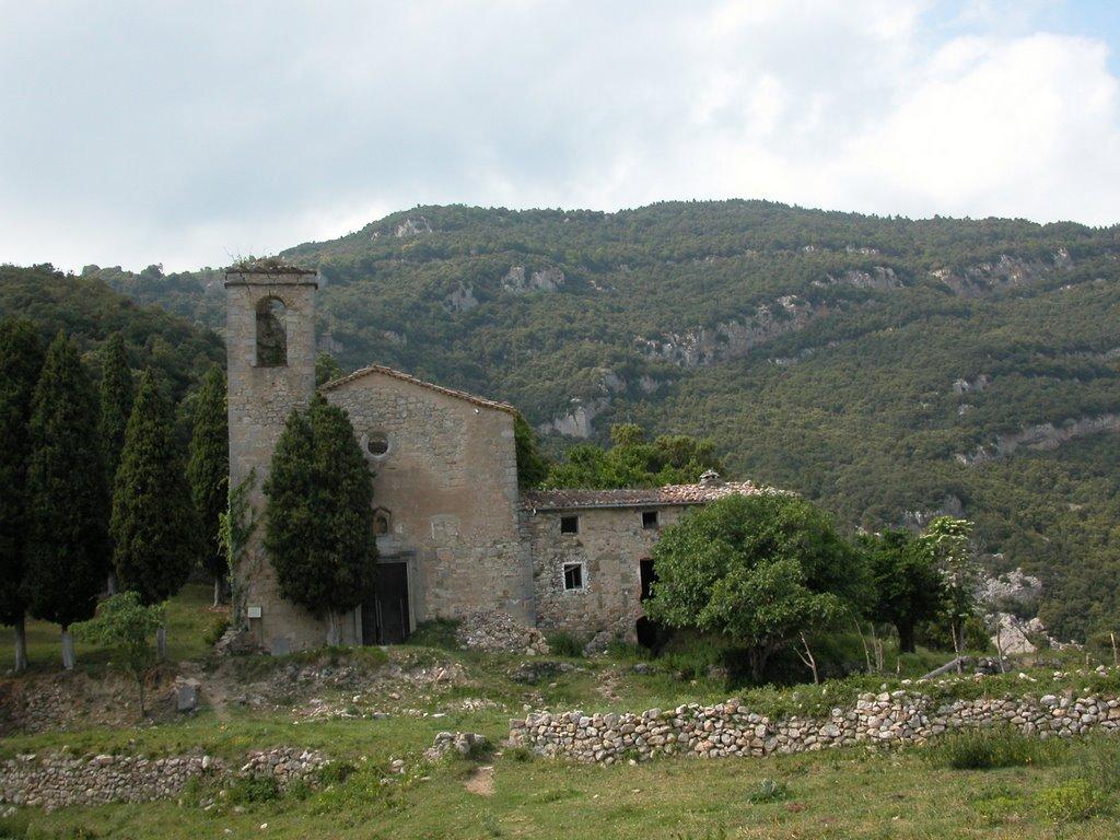 Sant Martí de Talaixà