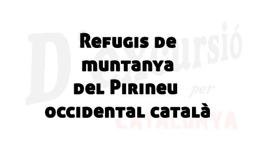 Pirineu occidental català