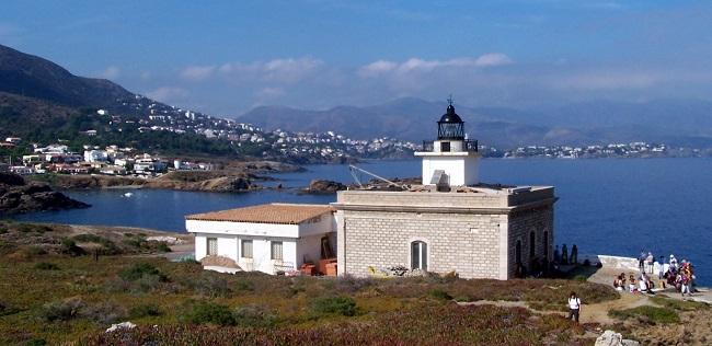 Far de de S'Arnella - El Port de la Selva