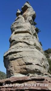 Morro de l'Abella vista frontal